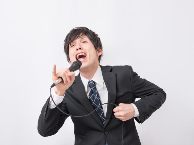 【カラオケ】閉鎖が強くなると綺麗な裏声がでなくなるよな