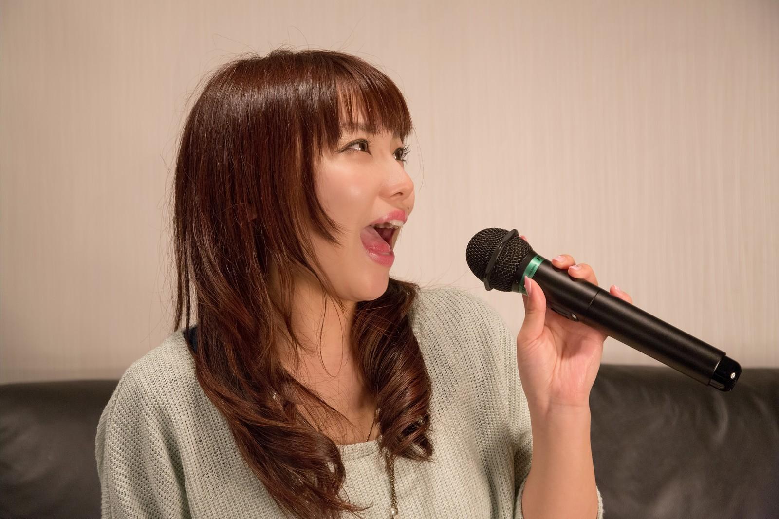 【カラオケ】「声」だけは圧倒的に女性が有利だよな